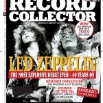 New issue of Record Collector with extensive Zep 1 at 40