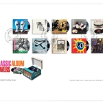 CLASSIC BRITISH ALBUM COVER STAMPS EXCLUSIVE TBL FIRST DAY COVER OFFER