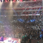 JOHN PAUL JONES BACK IN TRIUMPH AT THE ROYAL ALBERT HALL WITH THE VULTURES ON THE TEENAGE CANCER TRUST OPENING NIGHT