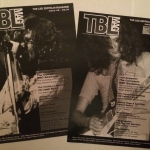 TBL 42 WITH LIMITED EDITION JIMMY PAGE COVER/TBL 42 RICHARD GRUBB COMPLETE BBC SESSIONS PREVIEW/ GOLDEN LION REUNION 1981/FACES/DL DIARY BLOG UPDATE