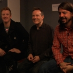 THEM CROOKED VULTURES BRIXTON O2 ACADEMY JULY 5TH  PRE GIG TBL MEET
