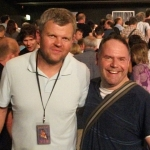 DAVE LEWIS DIARY: BIRTHDAY/DODGY BACKS/ADRIAN CHILES/ANDREW MARR/ 54 AT 54