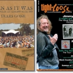 TBL CHRISTMAS GIFT IDEAS: A TBL 2011 SUBSCRIPTION – THE LED ZEPPELIN AT KNEBWORTH BOOK  – ORDER NOW!