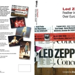 FEATHER IN THE WIND – LED ZEPPELIN OVER EUROPE 1980 – BOOK LATEST UPDATE AND CALL OUT