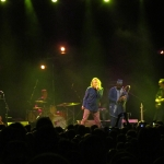 ROBERT PLANT PRESENTS SENSATIONAL SPACE SHIFTERS AT THE HMV LONDON FORUM: 'CONTINUE TO KEEP SMILING…'