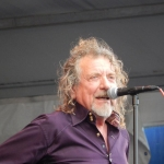 ROBERT PLANT & THE SENSATIONAL SPACE SHIFTERS AT THE NEW ORLEANS JAZZ FESTIVAL/ ROBERT SIGNS TO NONESUCH RECORDS/ROBERT WOLVES PENALTY/JIMMY PAGE TO ADDRESS BERKLEE COLLAGE /BACK TO EARLS COURT/TBL 37/DL DIARY UPDATE