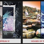 LED ZEPPELIN IV AND HOUSES OF THE HOLY LED ZEPPELIN REISSUES FOR OCTOBER 28 RELEASE – DETAILS ANNOUNCED