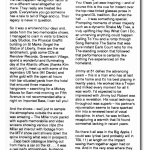 IT WAS 25 YEARS AGO – PAGE & PLANT MEADOWLANDS ARENA/PAGE & PLANT US TOUR 1995 OVERVIEW PART ONE/ LZ NEWS/DL DIARY BLOG UPDATE