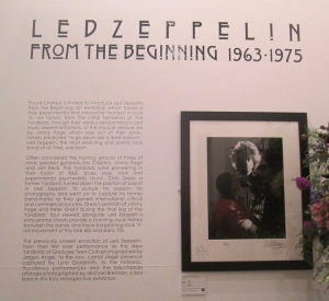PROUD GALLERY LED ZEP PHOTO EXHIBITION LAUNCH/ FINAL THREE REISSUES FEEDBACK/JPJ NEWS/HOT AUGUST NIGHT '71/UNLEDDED' 94/DL DIARY UPDATE