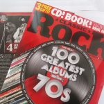 CLASSIC ROCK 100 GREATEST ALBUMS OF THE 70S/ JIMMY PAGE & THE YARDBIRDS RECORD COLLECTOR/LZ NEWS/LED ZEP I 47 YEARS GONE/BBC IN CONCERT 45 YEARS GONE/ DL DIARY BLOG UPDATE