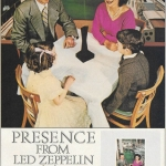 PRESENCE AT 40/LZ NEWS/DAILY MIRROR FRONT PAGE/ VANCOUVER CLIP/STONES EXHIB/BEATLES SESSIONS/DL DIARY BLOG UPDATE