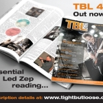 TBL 41 IN THE HOUSE /ROBERT PLANT OUT OF MELTDOWN/ LZ NEWS/ EARLS COURT MAY 23 – 24 – 25 41 YEARS GONE/DL DIARY BLOG UPDATE
