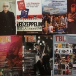 TBL CHRISTMAS GIFT IDEAS/LED ZEP IV 45 YEARS GONE/GOALDIGGERS AND MM AWARDS 37 YEARS GONE/PETER GRANT/LZ NEWS/DL DIARY BLOG UPDATE/HAPPY 60TH BIRTHDAY PHIL!