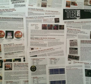 TBL ISSUE 42 PREVIEW/CODA 34 YEARS GONE/ LZ NEWS/ STAIRWAY TO THE CHASE/1971 RETRO ALBUM CHARTS/DETECTIVE REISSUES/DL DIARY BLOG UPDATE
