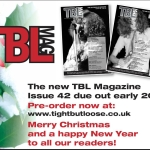 SEASONS GREETINGS FROM ME TO YOU/TBL 42/TEAM ROCK/ LZ NEWS/ZEP AT ALLY PALLY CHRISTMAS REFLECTIONS/1971 CHARTS/DL DIARY BLOG UPDATE