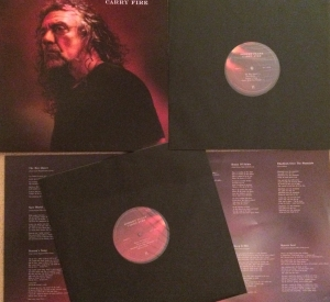 IT'S ROBERT PLANT WEEK ON TBL : DAY 5 – THE NEW ALBUM CARRY FIRE – TODAY'S THE DAY – THE VINYL REVIEW / BBC6 MUSIC PERFORMANCE REVIEW/JOHN BONHAM STATUE PLANS APPROVED/ DL DAIRY BLOG UPDATE