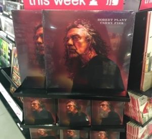 MORE ROBERT PLANT CARRY FIRE FEEDBACK/ LZ NEWS/ TBL ARCHIVE: CELEBRATION DAY FILM PREMIERE – FIVE YEARS GONE/ DL DIARY BLOG UPDATE