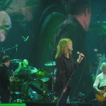IT'S THE 02 REUNION TEN YEARS GONE WEEK ON TBL WEB – MORE DECEMBER 10 2007 MEMORIES/DL DIARY BLOG UPDATE- ROBERT PLANT SPECIAL: STARING UP AT A SHURE SM58 MICROPHONE: ROBERT PLANT ON VOCALS…119 NIGHTS IN THE COMPANY OF :REFLECTIONS AND THOUGHTS…