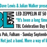 TBL LED ZEPPELIN AT 50 EVENT – TICKETS NOW ON SALE/LZ NEWS/ ROBERT & SSS IN PARIS/LUIS REY BOOK/RECORD COLLECTOR CALL OUT/COPENHAGEN WARM UPS 39 YEARS GONE / PRINCESS TRUST 36 YEARS GONE/GRAHAM NASH REVIEWS / DL DIARY BLOG UPDATE
