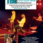 TBL CELEBRATION DAY SEPT 30 EVENT LATEST / LZ NEWS/JIMMY PAGE & ROBERT PLANT UNLEDDED 24 YEARS GONE DAY 2/HOT AUGUST NIGHT IN1971/CHRIS C. ON ZEP IN1975/ VIP VICTORIA RECORD FAIR  DL DIARY BLOG UPDATE