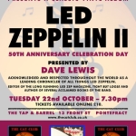 LED ZEPPELIN II AT THE CAT CLUB/TBL ARCHIVE – LYCEUM 1969 & LED ZEP II COMPANION DISC/LZ NEWS/ROBERT PLANT PODCAST/ LZ JAPAN PHOTO BOOK/THE BEATLES ABBEY ROAD SESSIONS REVIEWED/DL DIARY BLOG UPDATE
