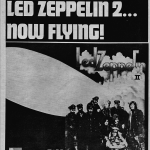 LED ZEPPELIN II IT WAS 50 YEARS AGO /AT THE CAT CLUB/LZ NEWS/MUSIC MANIA FAIR/TBL ARCHIVE -REMASTERS 1990/DL DIARY BLOG UPDATE