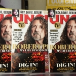 ROBERT PLANT UNCUT FRONT COVER FEATURE /DIGGING DEEPER/PHYSICAL GRAFFITI 45 YEARS GONE/ZEP 1975 US TOUR SNAPSHOT/ LZ NEWS/OSAKA 1971/JORGEN ANGEL PRINTS/DL DIARY BLOG UPDATE