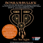 BONHAM-BULLICK NEW CD EP PRE ORDER DETAILS /LED ZEPPELIN 1- IT WAS 52 YEARS AGO/LZ NEWS/TBL LED ZEP 1975 US TOUR SNAPSHOT/MY 7 NIGHTS WITH ZEP IN 1977/DL DIARY BLOG UPDATE