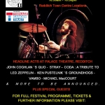 JOHN BONHAM CELEBRATION II FESTIVAL DETAILS/ STEVE TOOLEY RIP/LZ NEWS/PRELUDE TO EARLS COURT & EARLS COURT MAY 17 & 18/LZ NEWS/HEATHROW AIRPORT 1977 /HONEYDRIPPERS 1981/LET IT BE AT 51/DL DIARY BLOG UPDATE