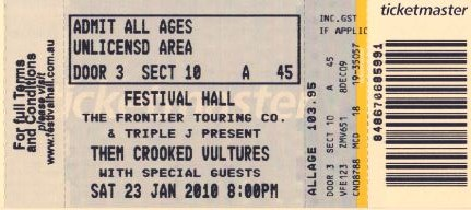 tcv-ticket-melbourne-23-january-20101