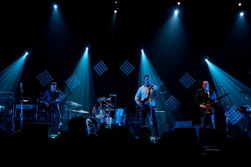 Them Crooked Vultures Live at The Wiltern
