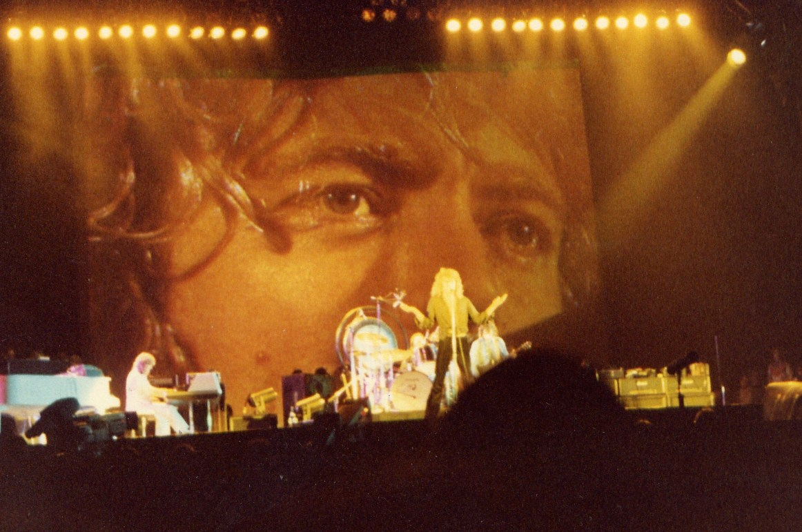 Resultado de imagen de Led Zeppelin Live at Knebworth Festival August 11,1979 Full Concert