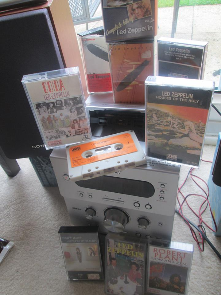 cassettes one