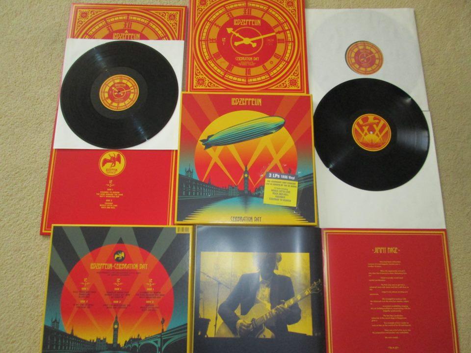 cel day vinyl 1