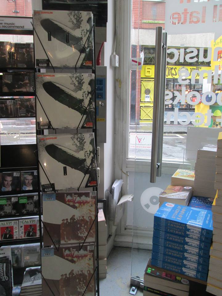Tight But Loose 187 Blog Archive 187 Led Zeppelin Reissues