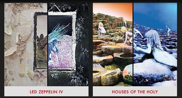 tight but loose blog archive led zeppelin iv and houses of the holy led zeppelin reissues. Black Bedroom Furniture Sets. Home Design Ideas