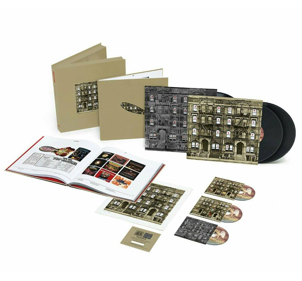 Tight But Loose 187 Blog Archive 187 Led Zeppelin Physical