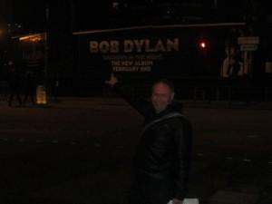 bob dylan and me