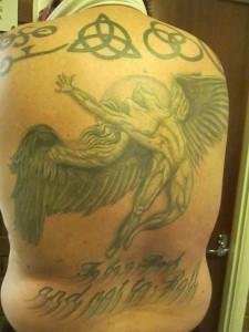 haynes tattoo