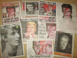 Bowie papers