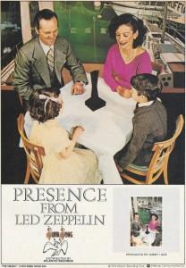 presence ad