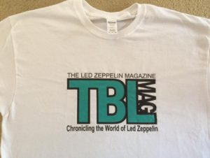 New TBL t-shirt