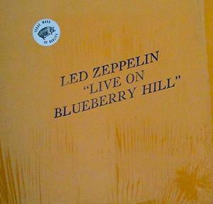 text blueberry hill