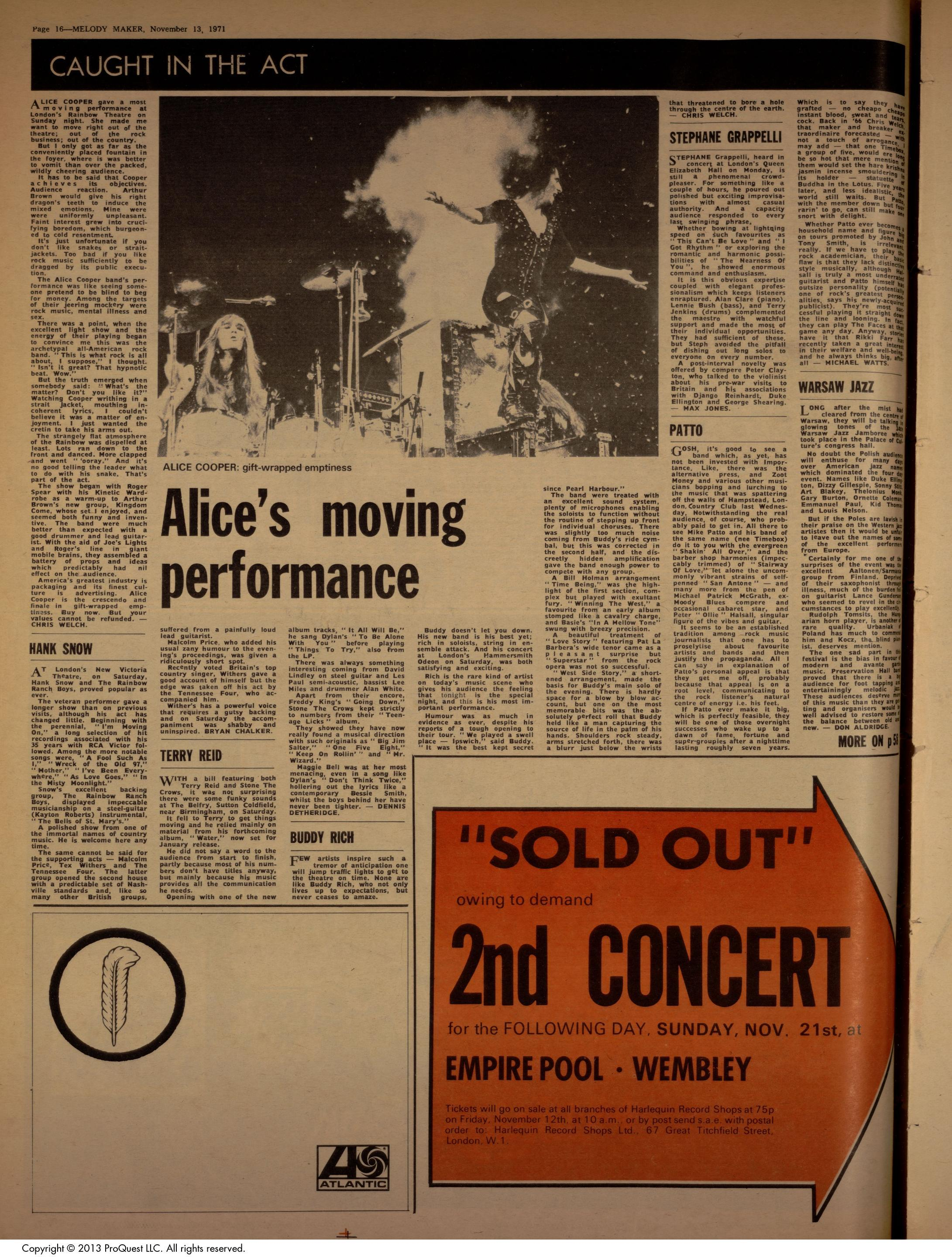 Tight but loose blog archive led zeppelin iv 45 years gone it was about to get even more exciting for me with the prospect of attending the november 21 wembley empire pool show tickets a mere 75p biocorpaavc