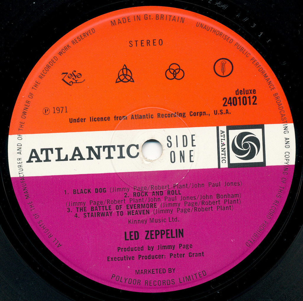 Tight but loose blog archive led zeppelin iv 45 years gone led zeppelin iv zep4 12 biocorpaavc