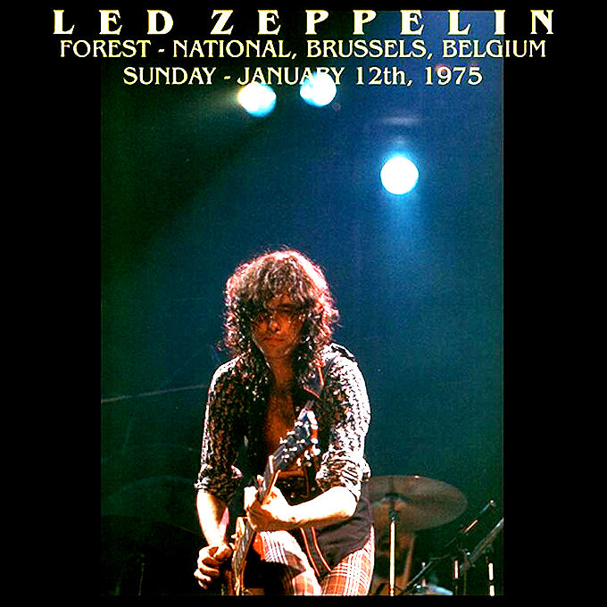 Tight But Loose » Blog Archive » LED ZEPPELIN JANUARY 1975