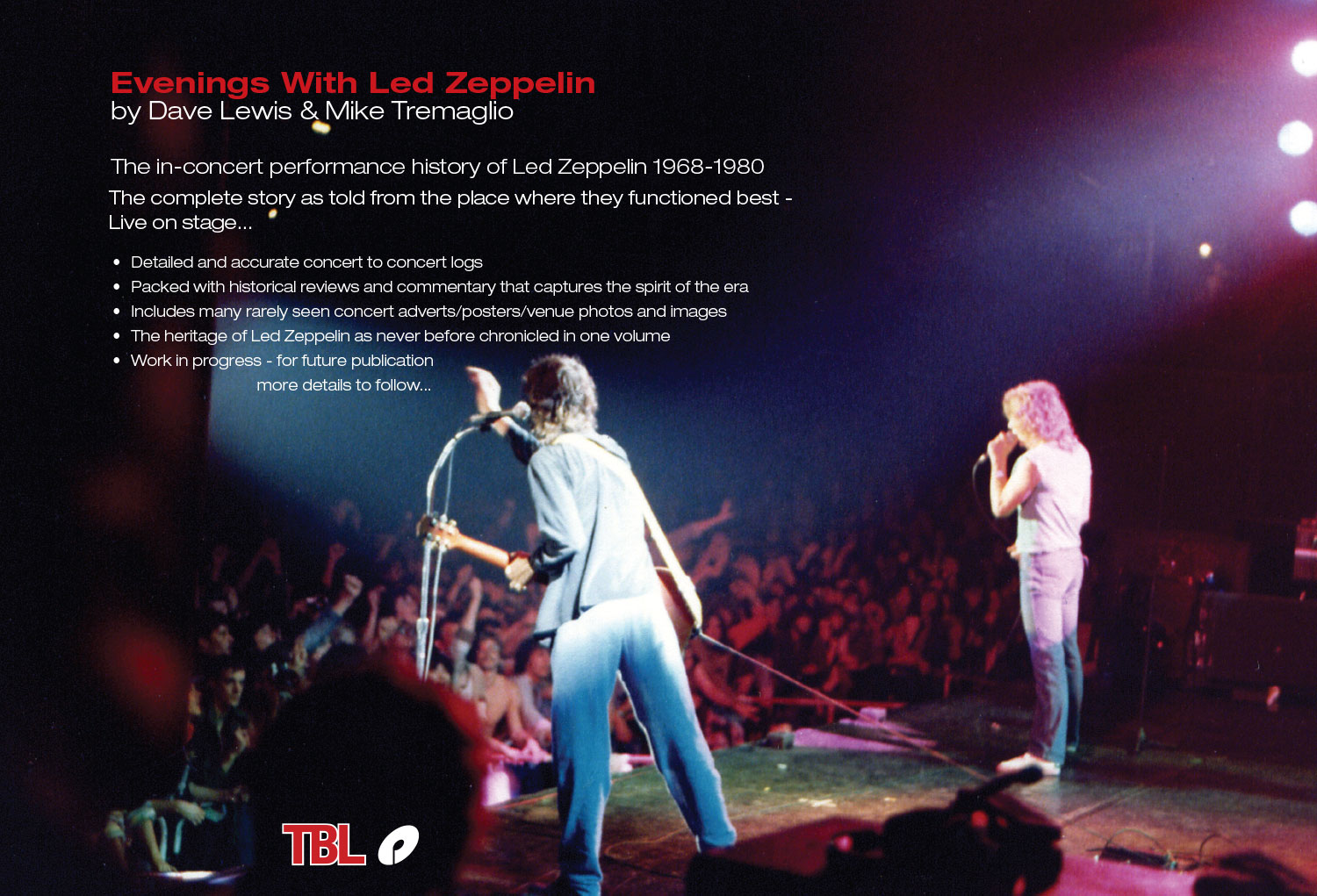 Tight But Loose » Blog Archive » LED ZEPPELIN LIVE PHOTO