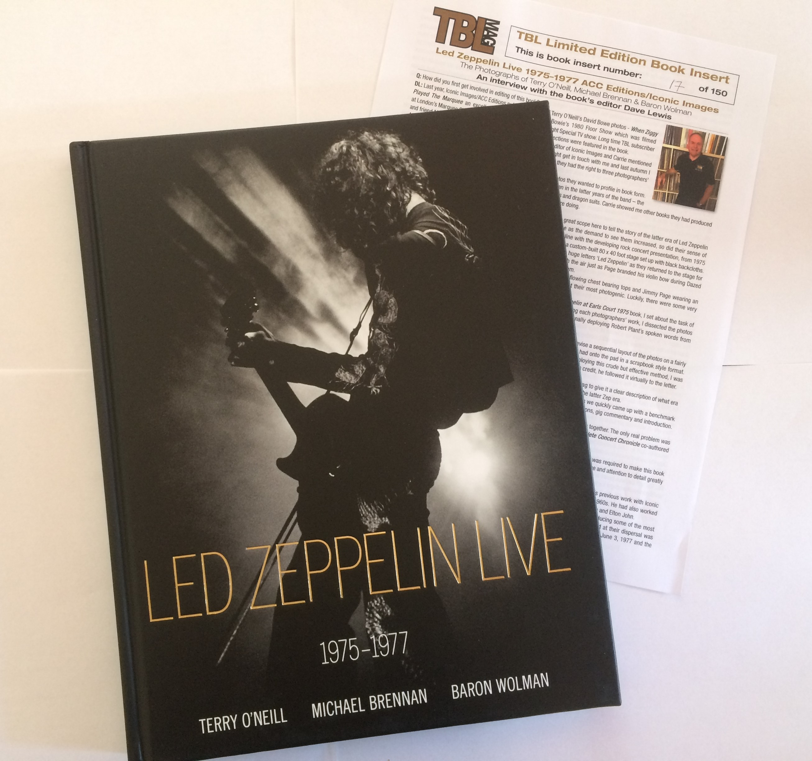 Tight But Loose » LED ZEPPELIN LIVE 1975 -1977 – THE